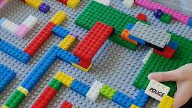 Beweegtip met Lego