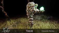 Yenefan - Character Preview: Taslar