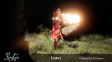 Yenefan - Character Preview: Larvi