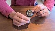 F系MINI スマートキー 電池交換