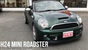 MINI R59 Roadster Cooper S