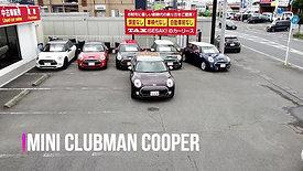MINI clubman cooper F55