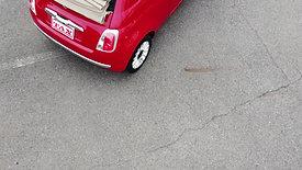 Fiat 500c Campustop