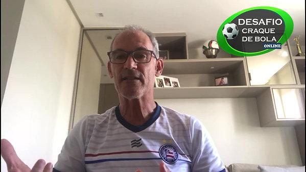 Desafio Craque de Bola - Depoimento Carlos Amadeu