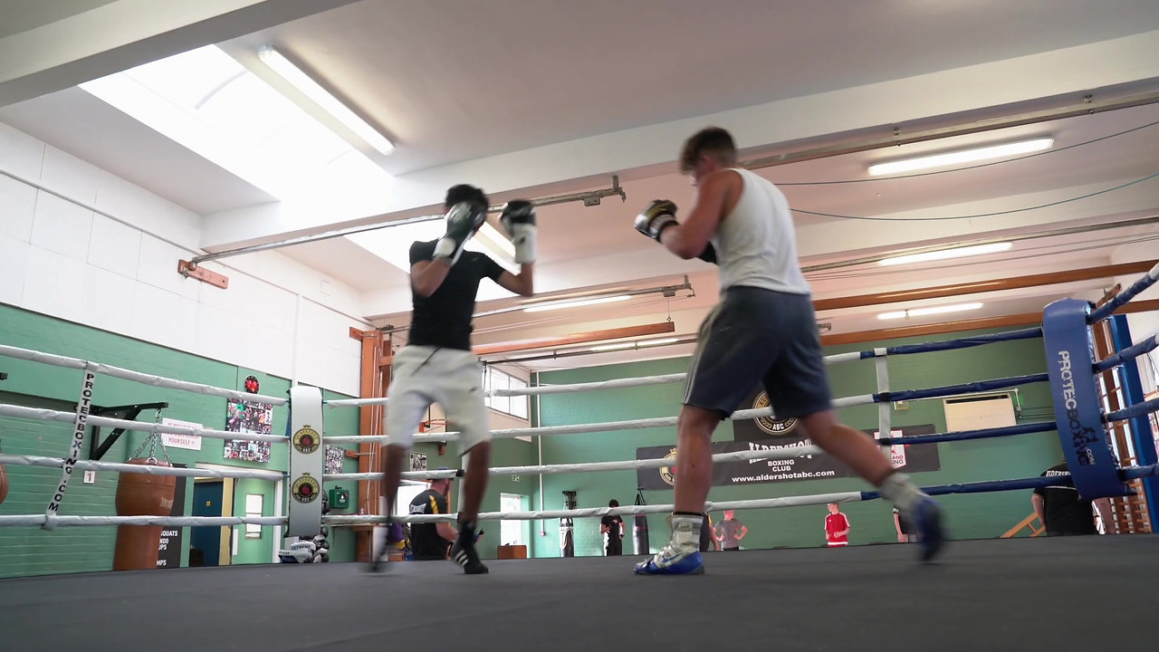 Aldershot ABC Promo Video (1)