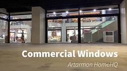 Commercial Windows Artarmon