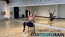 """Contemporain """"Drivers License"""""""
