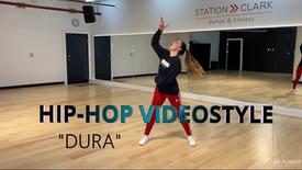 """Latin hip-hop """"Dura"""""""