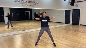 Workout Videostyle 25 mars