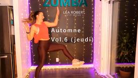 Zumba Automne Vol.6 (Jeudi)