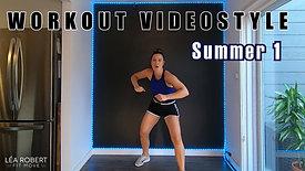 Workout Videostyle Summer #1