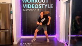Workout Videostyle Automne Vol.5