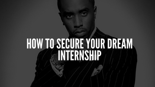 How To Secure Your Dream Internship Intro