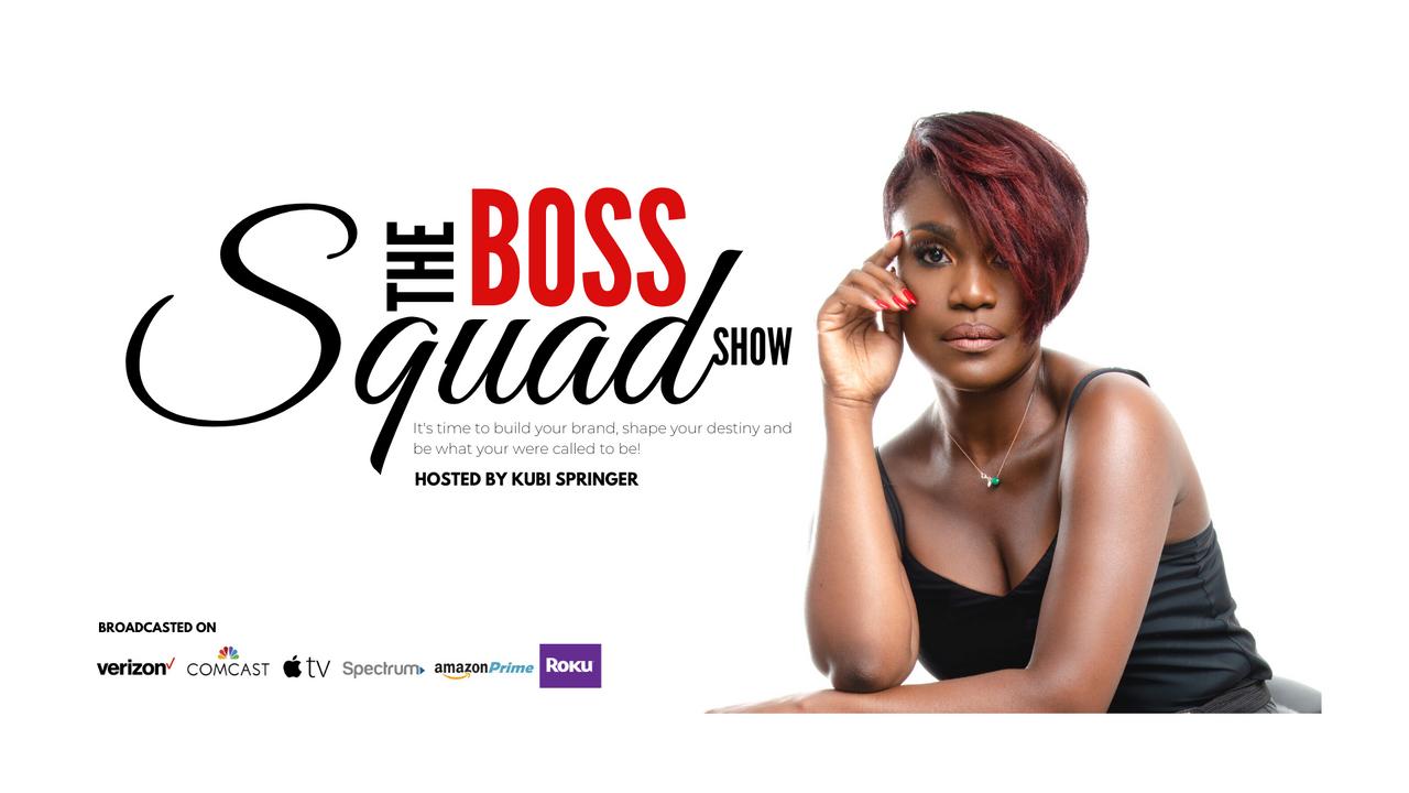 The BossSquad Show Promo - New US Promo