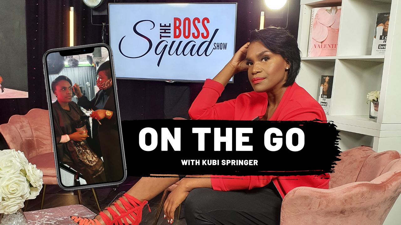 'On The Go' with Kubi Springer