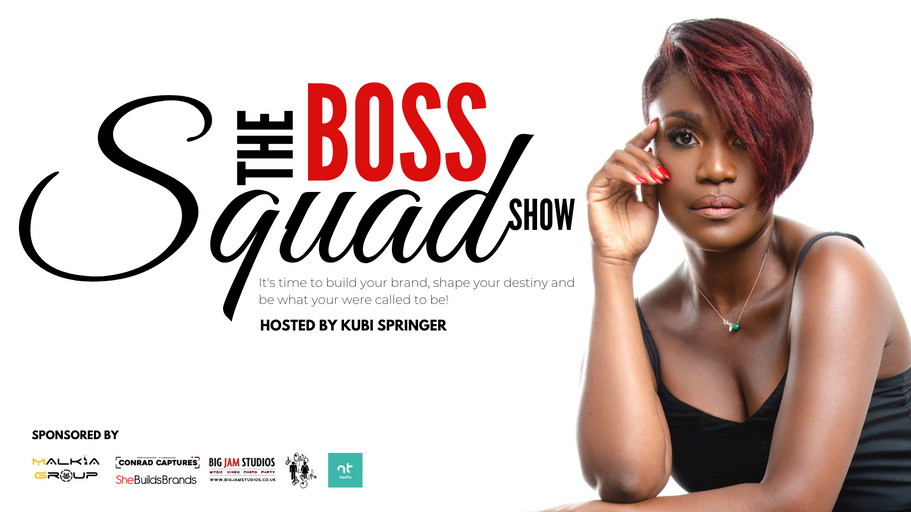 The BossSquad Show Promo