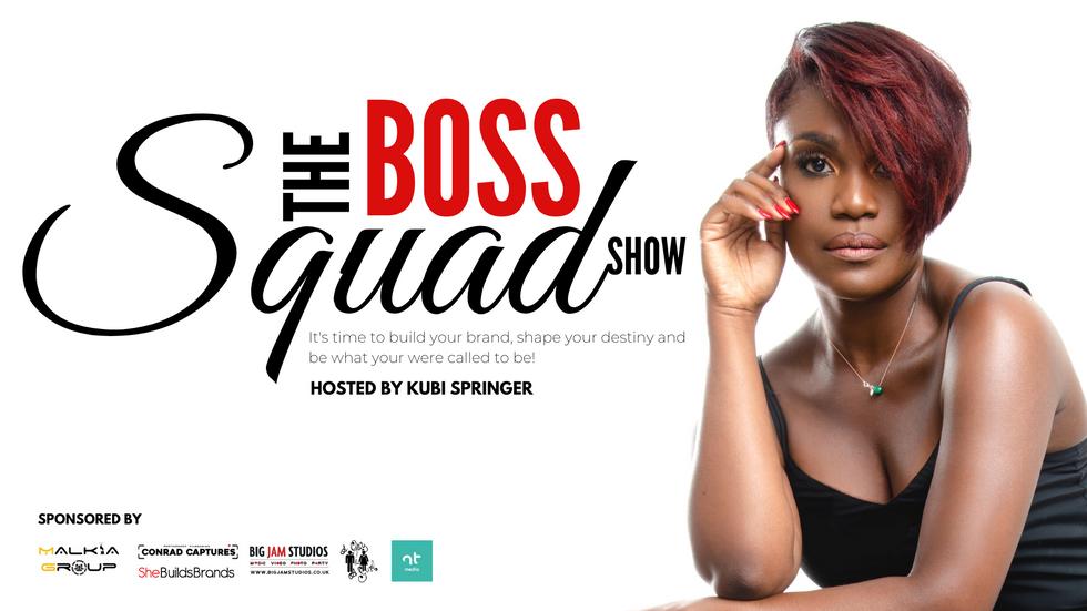 The BossSquad Show Promo
