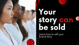 Your Story Can Be Sold