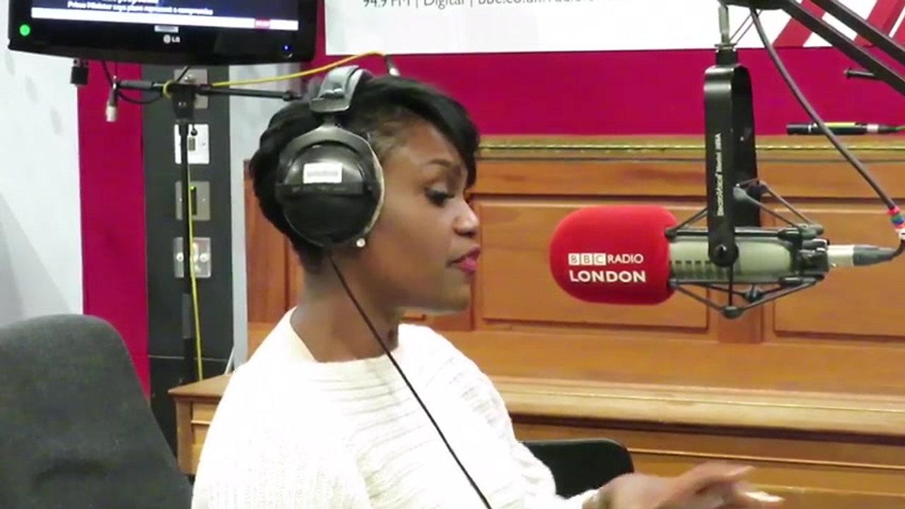 BBC Radio London ft. Kubi Springer