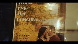 Kyle & Priscilla
