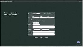i-Dixel Patient Registration
