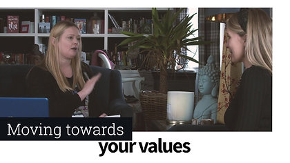 Values based living and Acceptance and Commitment Therapy (ACT)