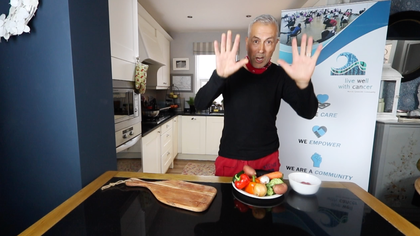 Healthy Meal and Wellbeing with Tomasso Tundo