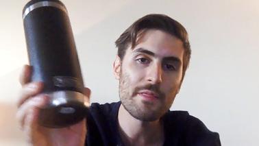 Yeti Rambler Water Bottle 18oz By Taylor