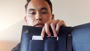 Poketo Laptop Case by Grant