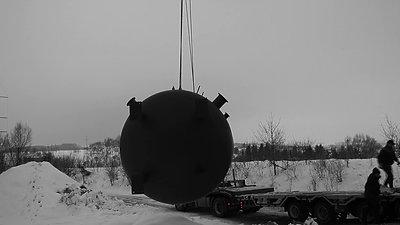 Biogasanlagenoptimierung - Pufferspeicher