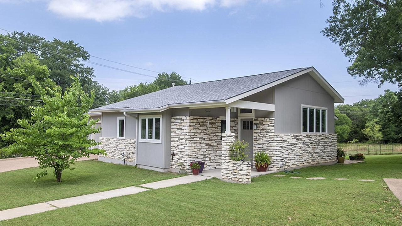 5606 Penick Drive | Guest House