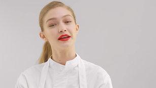 British Vogue - Gigi on Gigi