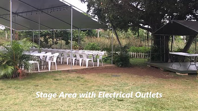 Oahu Club Party Area