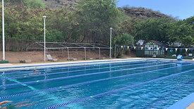 Meter  Pool and Fitness Floor