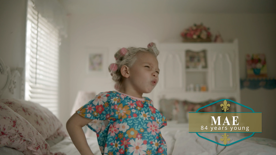"""""""Young at Home""""                    Agency: Brogan & Partners"""