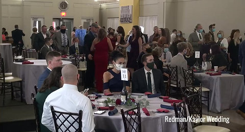 Kaylor/Redman Wedding