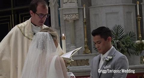Grigg/Enriquez Wedding