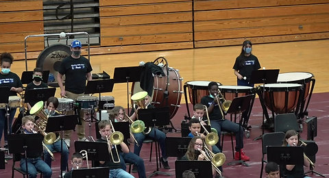 Miamisburg Middle School Band Concert