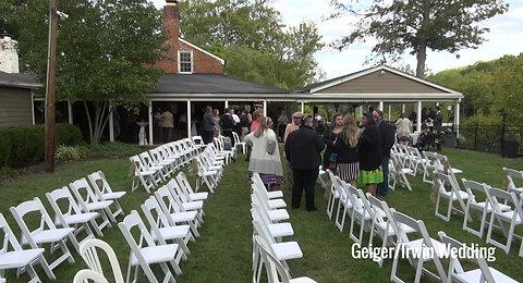 Geiger/Iriwin Wedding