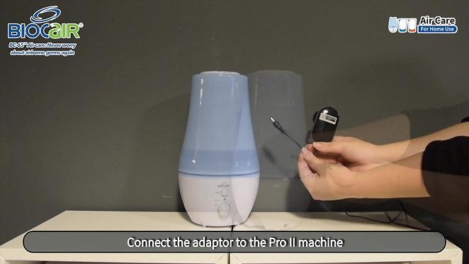 BioCair Pro II Videos