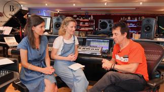 Eric Serra, compositeur de talent et personne au grand coeur.
