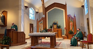 Sunday 8/2 9:30 Mass