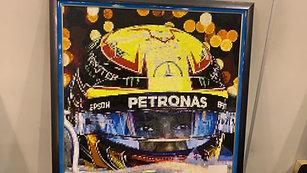 Formula 1 pieces