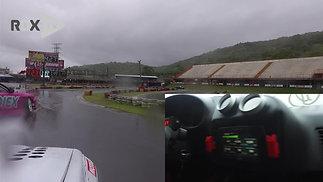 Na pista com Marcio Kabeça Telemetria online