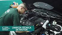 Limpeza Técnica de Motor