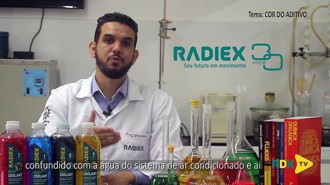 Direto do Laboratório . Cores dos Aditivos