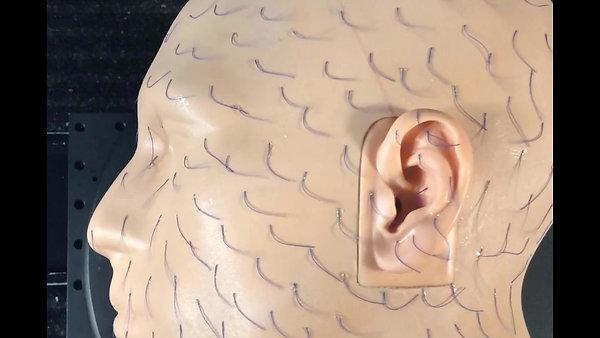 Head Tuft Video