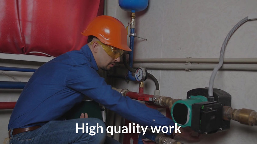 Heating and Plumbing Nationwide