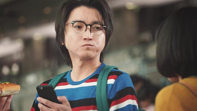 JRA-VAN『あなたを変えるデータがある。「レース分析篇」』 藤原竜也 _ YunI 共演 - CM