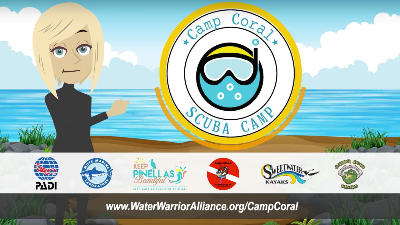 Camp Coral SCUBA Camp 2021- Final